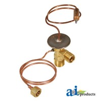 904-215 - Flare Type Internally Equalized- R134A Expansion Valve