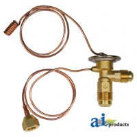 904-252 - Flare Type Externally Equalized- Expansion Valve
