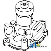 93191101 - Pump, Water w/o Pulley