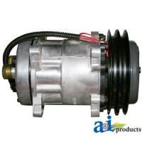 97204C1 - Compressor, New, Sanden w/Clutch (4478)