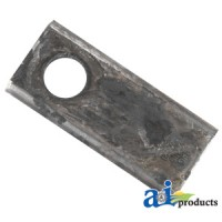 9781860 - Blade, Disc Mower, Flat, Double Edge