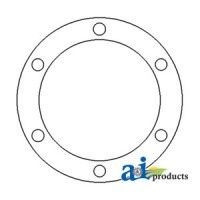 9N4131 - Gasket, Differential Center Housing Side Cover