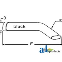 A147045 - Extension Pipe