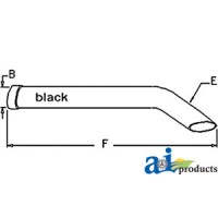 A181267 - Extension Pipe