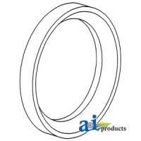 """A44603 - Washer, Thrust (Spindle) .375"""" Thick"""