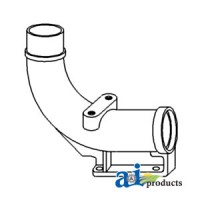A61265 - Elbow, Exhaust Turbo