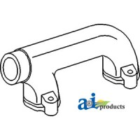 A65917 - Manifold, Exhaust (Front & Rear)