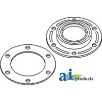 A8NN4248A - Retainer Seal & Gasket, Rear Axle