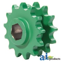 AE74597 - Sprocket, Double; Drive, 13/13 Tooth
