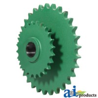 AE74598 - Sprocket, Double; Drive, 24/30 Tooth