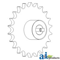 AH121046 - Sprocket, Tailings Auger, Upper