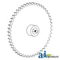 AH125070 - Sprocket, Grain Tank Cross Auger