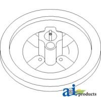 AH146462 - Sheave Assy, Outer Drive, Separator Fan