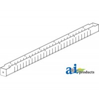 AH158821 - Channel Assembly, Knife Support, Fine Cut