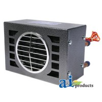 AH454 - Heater, Fan, Single