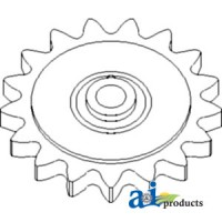 AH98176 - Sprocket, Idler