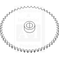 AN102342 - Sprocket, Row Unit; 54 Tooth / 50 Chain