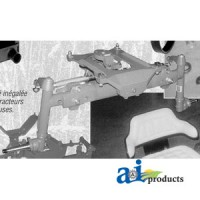 AR44331H - Complete HD Wide Axle Assembly