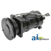 AR92109 - Compressor, New, A6 w/ Clutch (1 groove 5.58 pulley,