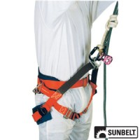 B1AB1392TS - Saddle, Buckingham, ArborMaster Traverse, Small