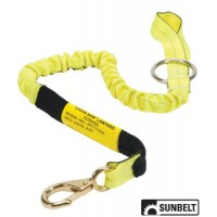 B1AB25Y1350A - Lanyard, Tear Away Chainsaw, 1 x 32 w/ Snap