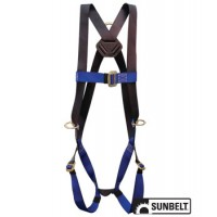 B1AB54002 - Harness, CP+, Three Ring