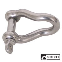 B1ABK1610 - Connector, Twist Clevis, Small