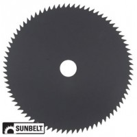 "B1BB107 - Brush Cutter Blade, 80 Tooth, 8"" Diameter"