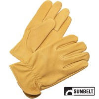 B1C32111L - Gloves; Luminator/Premium Grain Cow Hide, Hi-Viz