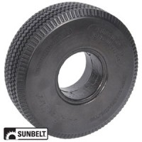 B1CO89 - Tire, Eliminator, Solid (4.1 x 3.5 x 4)