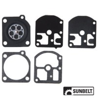 B1GND7 - Gasket and Diaphragm Kit