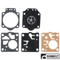 B1GND8 - Gasket and Diaphragm Kit