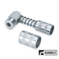 B1LX1404 - 90 Degree Grease Coupler