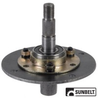 B1MT17 - Assembly, Spindle