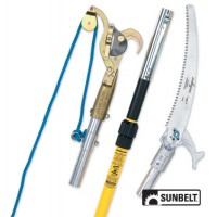 B1PKG12T - 12 TELESCOPING POLE PRUNER/SAW PACKAGE