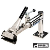 B1PT4 - Trimmer Stand, Deluxe Bench Mount