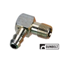 B1SB1346 - Fuel Line Fitting, Elbow, 1/8 pt. - 1/4 Nipple