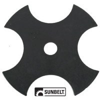 B1SB6276 - Star Shaped Blade, 4 Edge