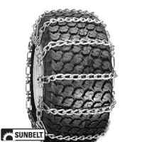 B1TC3312I - Tire Chain, 2 Link Spacing (18 x 6.5 x 8)
