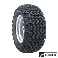 B1TI804 - Tire, Carlisle, ATV/UTV - All Trail / II (24 x 10.5 x 10)