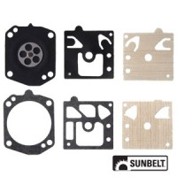 B1WD20HDA - Gasket and Diaphragm Kit