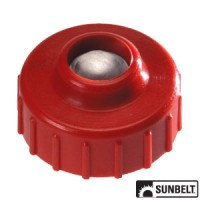 B1WE106 - Commercial Tap-N-Go Trimmer Head Retainer, Lh, Red