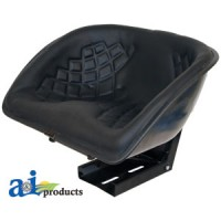 BS100BL - Bucket Style Seat, BLK FRAME