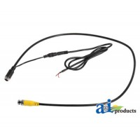 CBL300 - Cabcam Cable, Wired Cabcam Camera To Case Ih Afs Pro Or New Holland Intelliview Monitors With Video