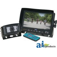 "CC7M1C - CabCAM Video System (Includes 7"" Monitor and 1 Camera)"