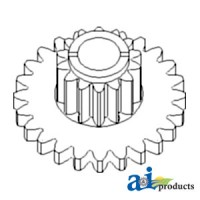 CE18522 - Gear, Pinion; Feeder House