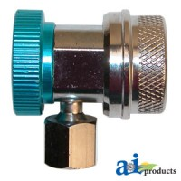 CP6073 - R-134a Low Side Coupler W/ Manual Shut-Off