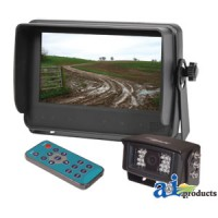 CWT7M1C - CabCAM Video System, Weatherproof Touch Button