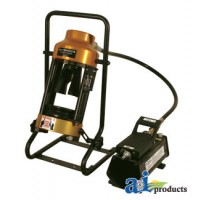 D100SP - D100 Crimper; Stand-A-Lone w/ Pneumatic Pump