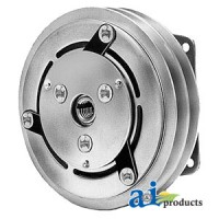 "D5NN19D649A - Clutch - York Style ( 2 groove 6"" pulley)"